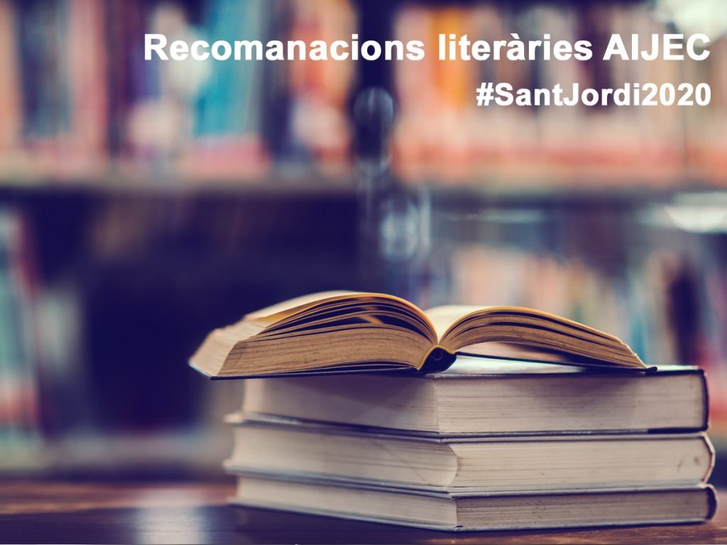 Llibres i emprenedoria: recomanacions literàries per aquest Sant Jordi