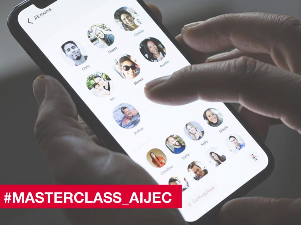 #Masterclass_AIJEC: Clubhouse: com funciona la nova xarxa social de moda?