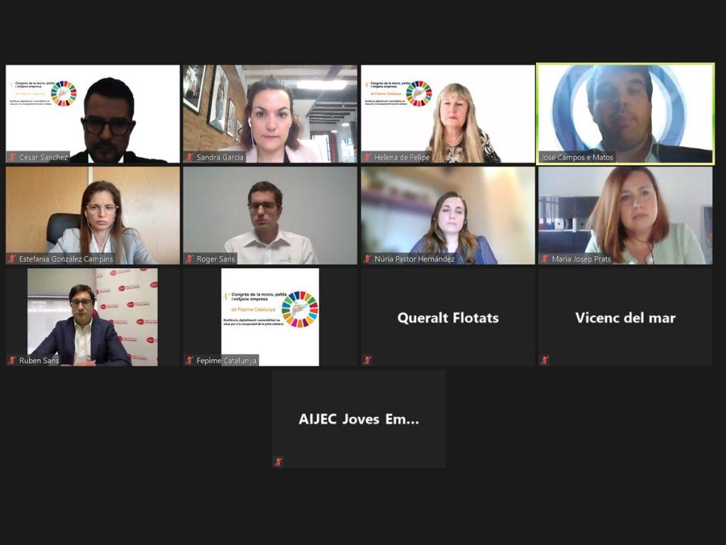 L'AIJEC destaca el paper dels joves empresaris, natius digitals, com a revulsiu per sortir de la crisi